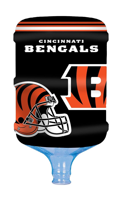 NFL プロパンガスボンベ 5ガロンウォータークーラーカバー B00UJUHV5I オレンジ|Cincinnati Bengals オレンジ
