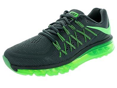 Nike SportswearAIR Force 1 Hi Prm - Sneakers Alte - Wolf Grey Midnight Fog  09ff87e438d