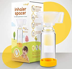 Vivélle Spacer for Children 2 to 13 years old as well as Adults