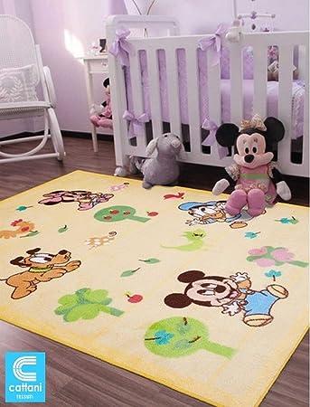Disney - Disney WD17628. Teppich Puzzle. Micky Maus Design