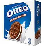Oreo Milk and Chocolate Cookies, 16 x 38 gm