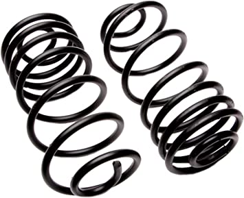 ACDelco 45H2039 Professional Rear Coil Spring Set