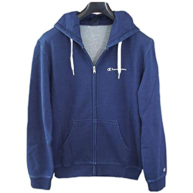 Cotton Zip À Homme HoodieSweat Capuche Full Champion ARq354Lj
