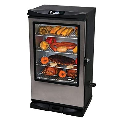 Masterbuilt 20070512 40-Inch Front Controller Electric Smoker