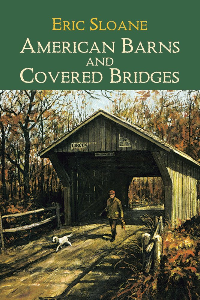 American Barns and Covered Bridges (Americana) PDF