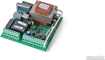 Motorline MC1 Central de maniobras universal cuadro de control ...