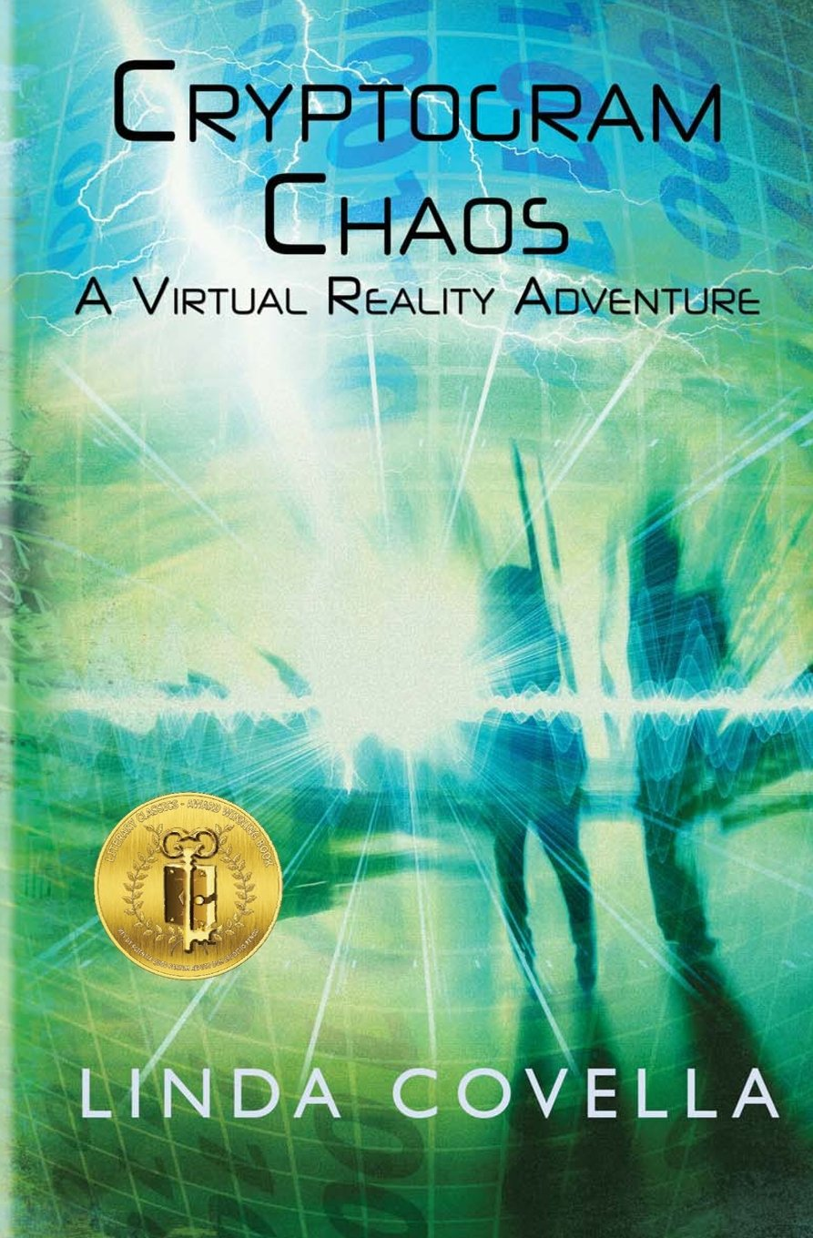 Download Cryptogram Chaos: A Virtual Reality Adventure pdf