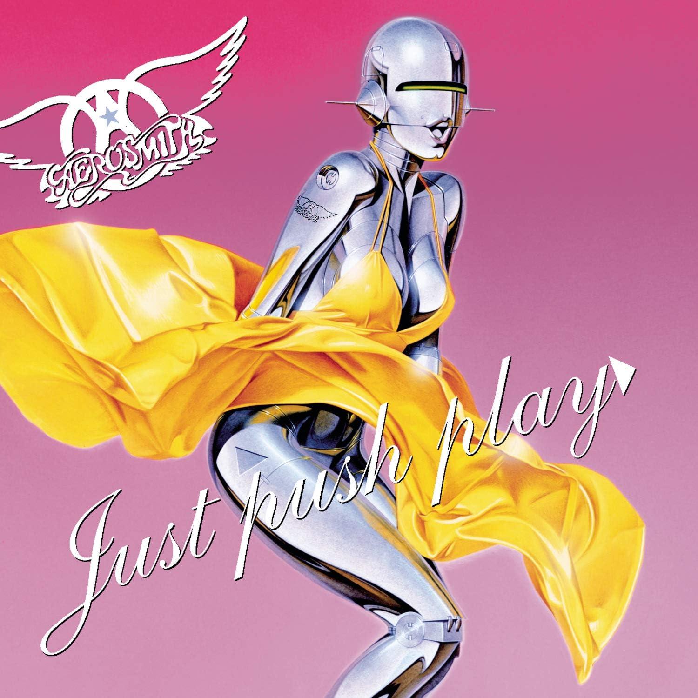 Amazon | Just Push Play | Aerosmith | ハードロック | ミュージック