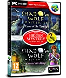 The Hidden Mystery Collectives : Shadow Wolf Mysteries 2 and 3 [import anglais]