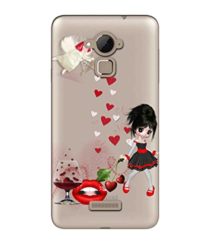 classic fit 49f86 22381 Snooky Printed Girl Mobile Back Cover of Coolpad Note 3: Amazon.in ...