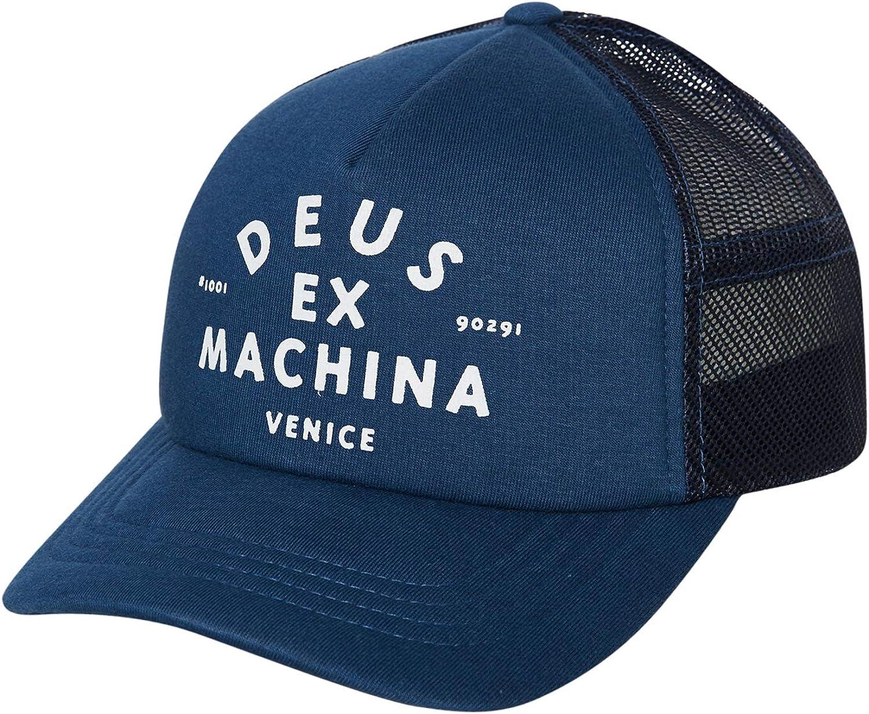 Deus Trucker Cap Austin Venice Trucker DMW97106B-MDB - Gorra ...
