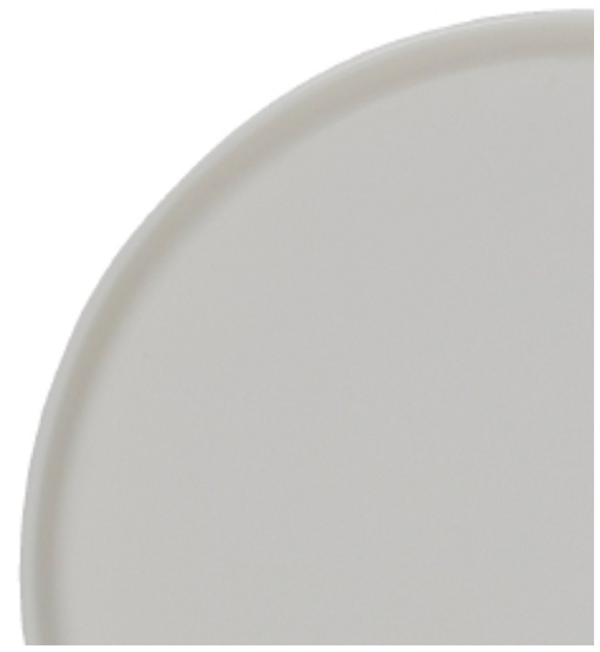 Mikasa Dine3 3-Piece Porcelain Place Setting, White, Service for 1 by Mikasa (Image #8)
