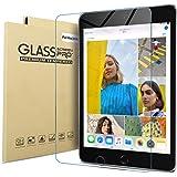 QITAYO ipad mini 5 2019/iPad mini5/iPad mini4 ガラスフィルム 強化ガラス 液晶保護フィルム 高透過率 気泡ゼロ 指紋防止 硬度9H(透明な)