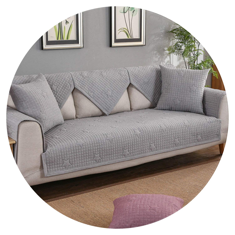 Amazon.com: Chinese Furniture Cover Cotton Star Geometric ...