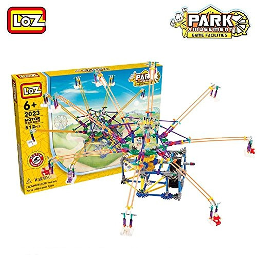 LOZ Park Amusement Game Machine Rotary Chair 2023 ARIES