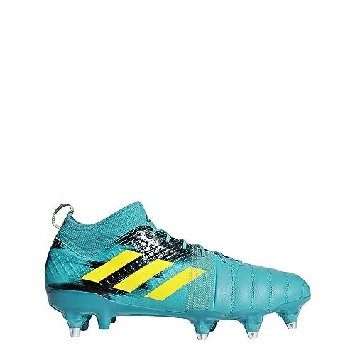 best sneakers 6bd97 9b5c0 Adidas Kakari X Kevlar (SG), Zapatillas de Rugby para Hombre, (Agalre