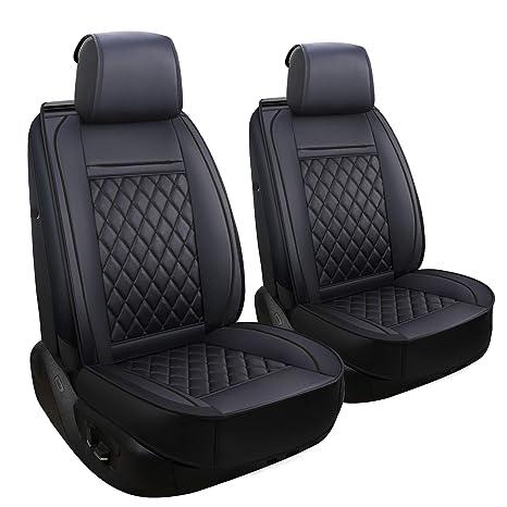 Amazon.com: Fundas para asientos de vehículo de LUCKYMAN ...