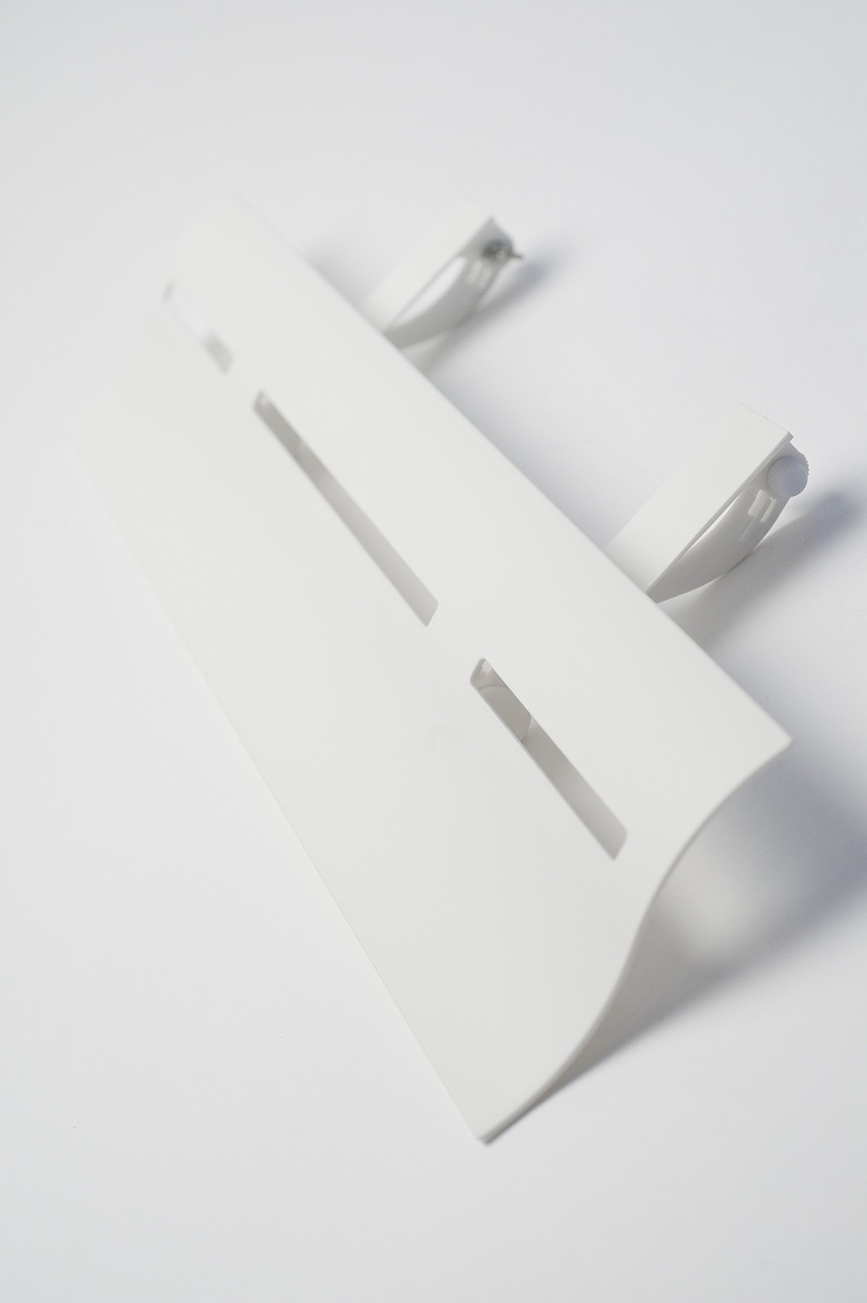 Air conditioner deflector AIR WING Kaze-Yoke, stylish, energy saving, made in japan