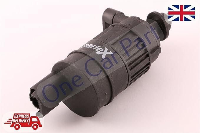 Bomba limpiaparabrisas 643476 para C3 Pluriel (03-16) C4 MK1 (04-11): Amazon.es: Coche y moto
