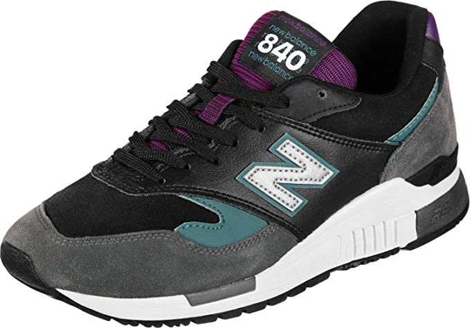 size 40 55af6 64a65 New Balance Men s 840 90 s Mix Trainers, Grey, ...