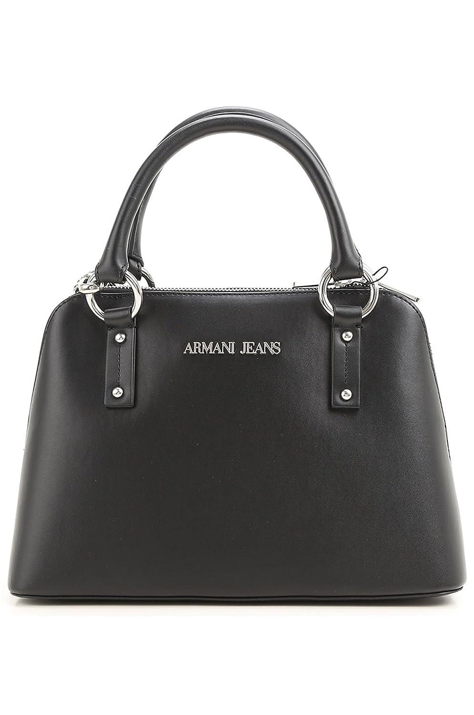Armani Jeans Bolsos de Mano para Mujer 922576CC864 Negro 32 ...