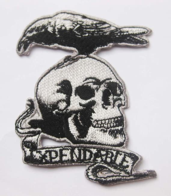 Amazon The Expendables Expendables Team Logo Chopper Motorcycle