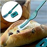Couteau à pâtisserie avec lame de rasoir - Pour baguette, pâte, bretzel, pain ou et petits pains