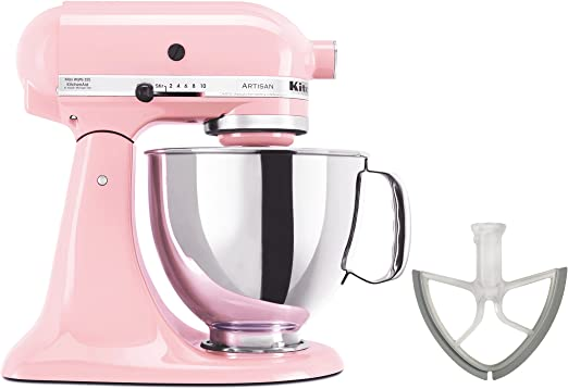 Amazon.com: KitchenAid KSM150PSPK Artisan Series Susan G ...