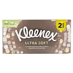 San Francisco grande vendita vasta gamma di Fazzoletti Kleenex Ultrasoft - WellnessCorner.it
