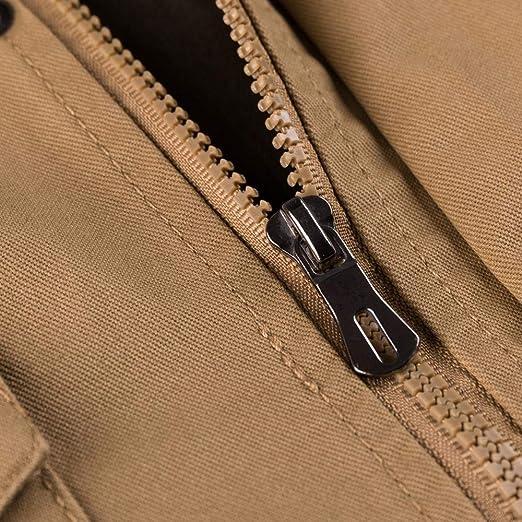 Amazon.com: Realdo Mens M65 Jacket Big Promotion, Military Flecktarn Outdoor Sport Solid Pilot Costume with Pocket: Clothing