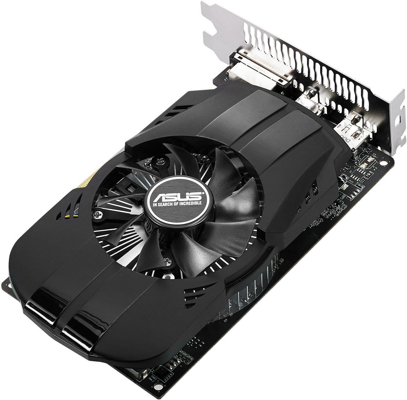 Asus Ph Gtx1050ti 4g Nvidia Geforce Grafikkarte Computer Zubehör