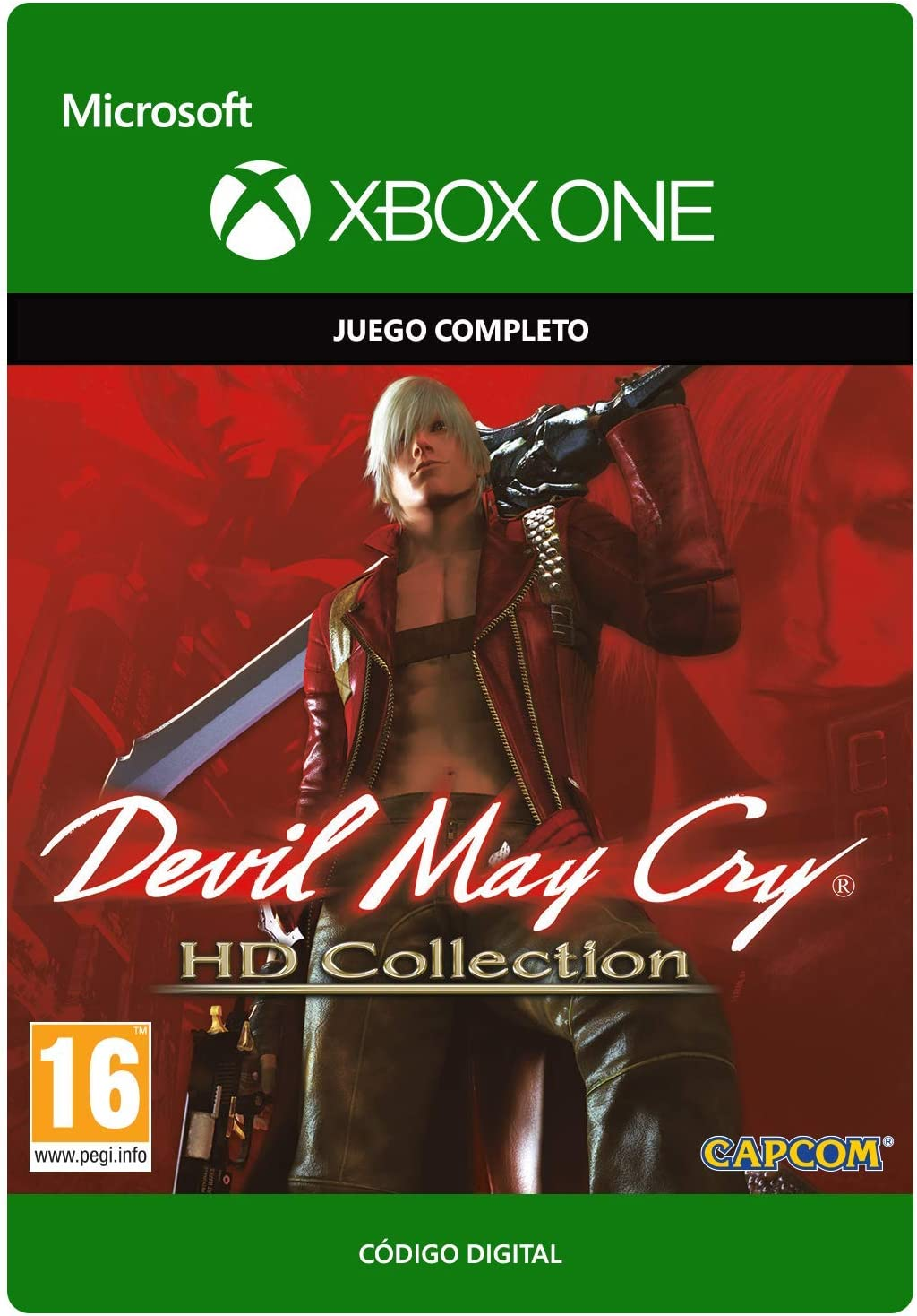 Devil May Cry HD Collection Standard | Xbox One - Código de descarga: Amazon.es: Videojuegos