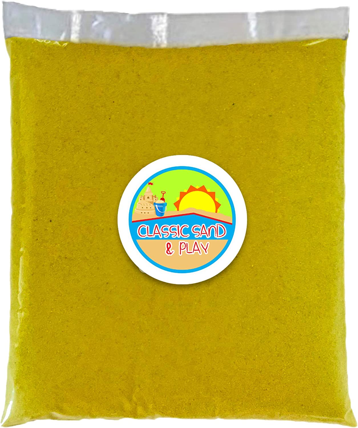 Yellow Play Sand 15kg