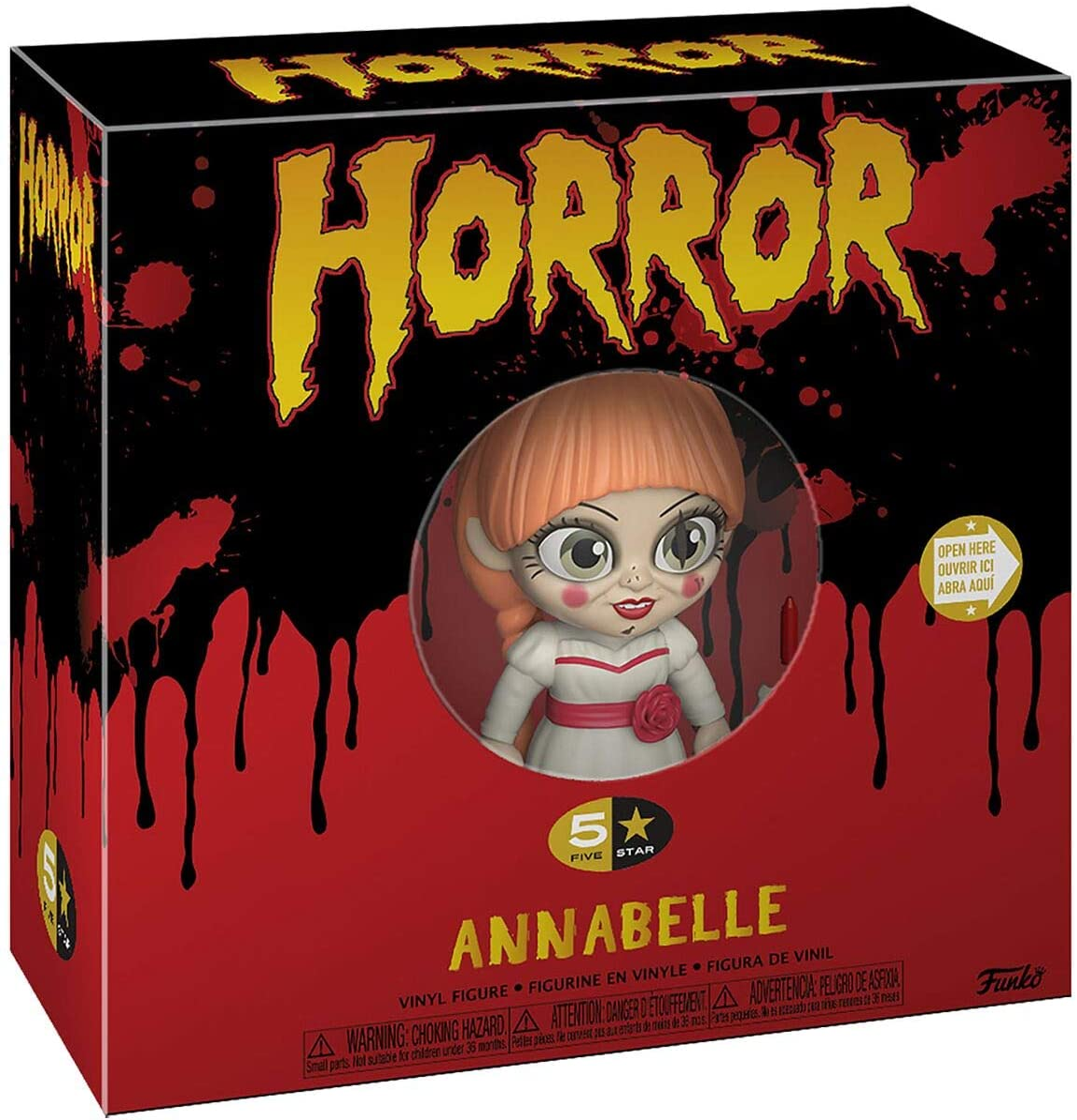 5 Star Annabelle Figura Coleccionable Multicolor 40980 Funko