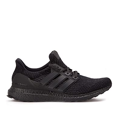b9bb404c10bf1 adidas Men s Ultraboost 3.0 Running Shoes Triple Black - CG3038 US 10   Amazon.co.uk  Shoes   Bags