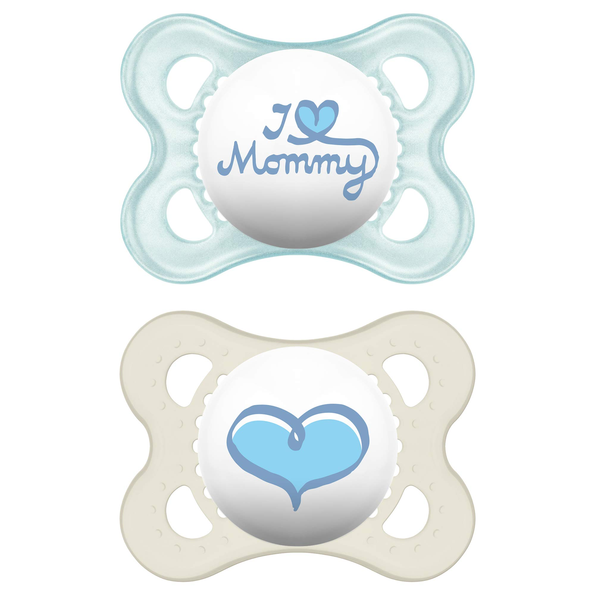 Amazon.com : MAM Personalized Pacifier Customize Now Engraved with ...