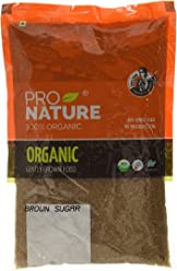 Pro Nature 100% Organic Brown Sugar, 1kg