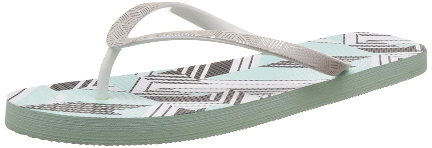 376e42bc6ae Aeropostale Women s Geo Diagonals Bleach Flip-Flops and House Slippers - 7  UK India (41 EU) (9.5 US) (AE2488102)  Buy Online at Low Prices in India ...