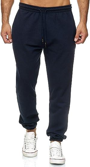 Smith & Solo - Pantalones de chándal para hombre, modernos, de ...