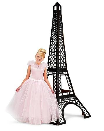 Amazon.com: Paris Eiffel Tower Damask Room Decor - Eiffel Tower ...
