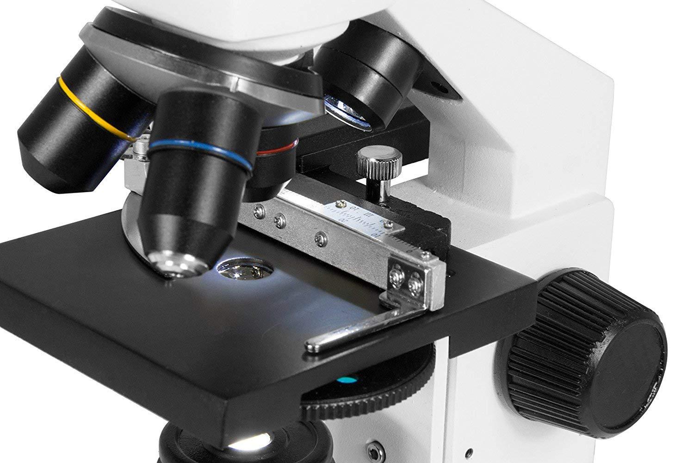 Ts optics mikroskop mit kreuztisch 40 640x 2 in 1: amazon.de: kamera
