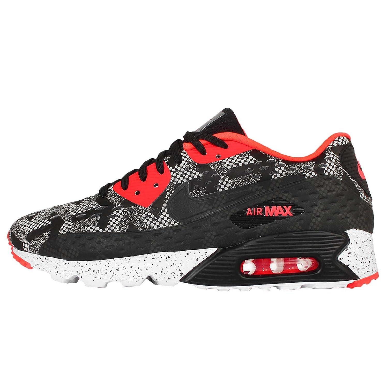4eda666e457ea Nike Men's Air Max 90 Ultra BR Print, PURE PLATINUM/BLACK-BRIGHT  CRIMSON-DARK G, 12 M US: Amazon.ca: Shoes & Handbags