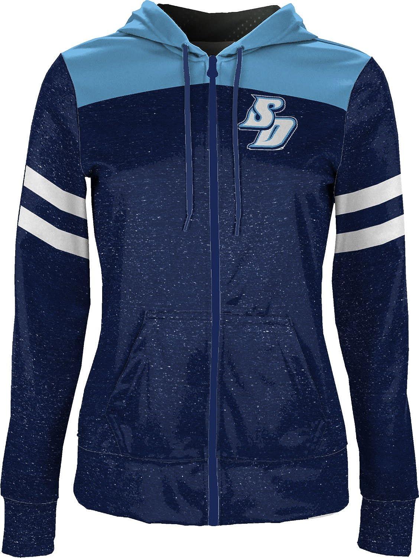 Gameday School Spirit Sweatshirt University of San Diego Girls Zipper Hoodie