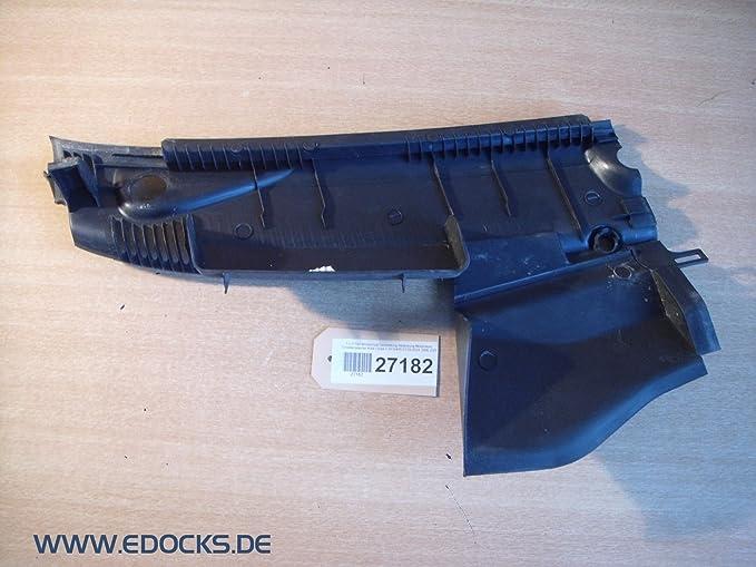 Viento protección cubierta protectora del motor Limpiaparabrisas izquierdo Corsa C Opel: Amazon.es: Coche y moto