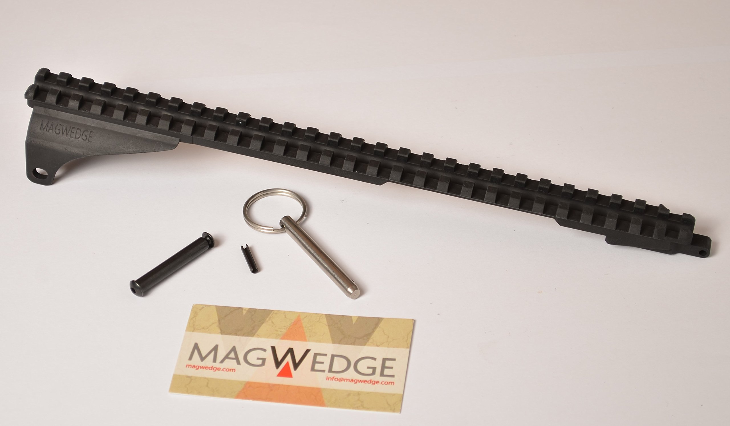 Magwedge SKS Rail Scope Mount KwikRail Gen 2.5 by Magwedge