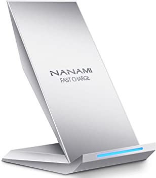 Nanami Qi Charger Wireless Charging Stand
