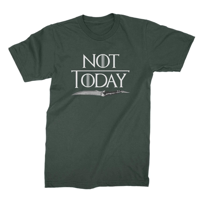 Arya Not Today Shirt Arya Stark Not Today Shirt