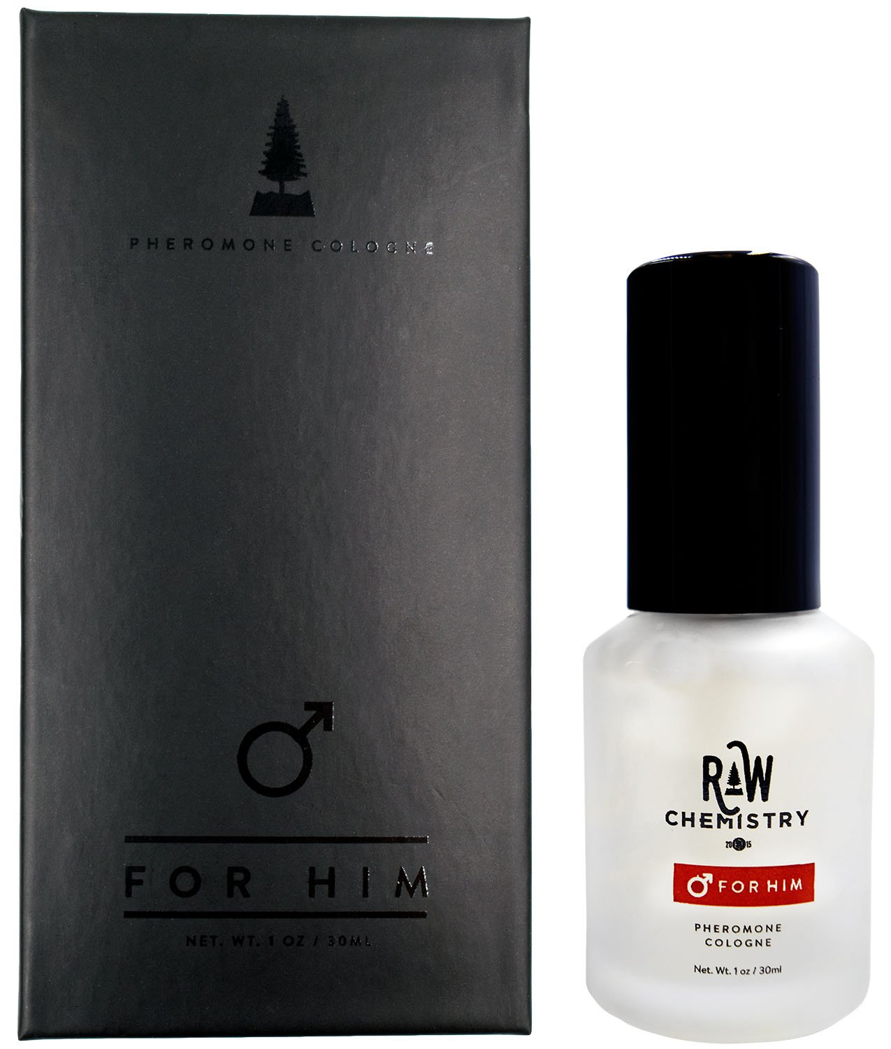 Pheromones For Men Pheromone Cologne [Attract Women] - Bold, Extra Strength Human Pheromones Formula by RawChemistry - 1 Fl Oz (Human Grade Pheromones to Attract Women) by RawChemistry (Image #4)