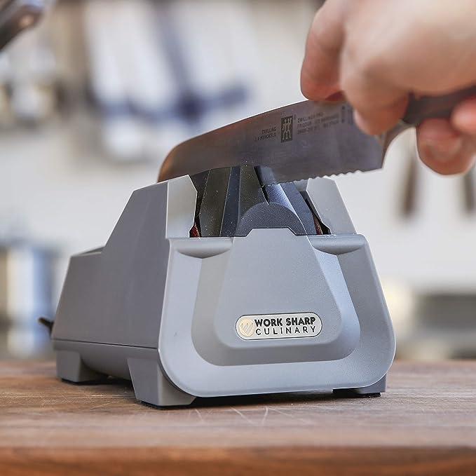 Amazon.com: Work Sharp Culinary CPE2M E2 Mini afilador de ...