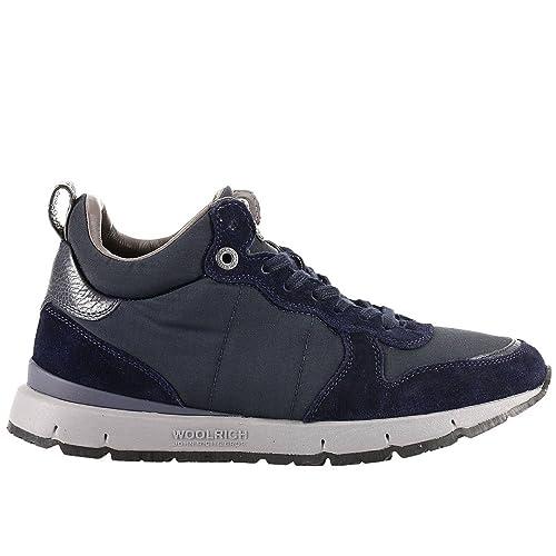 Woolrich W1003400 Sport Shoe Jogger Scarpa Sportiva Impermeabile Dark Navy  Blue Uomo (11(44), Dark Navy Blue) Amazon.it Scarpe e borse